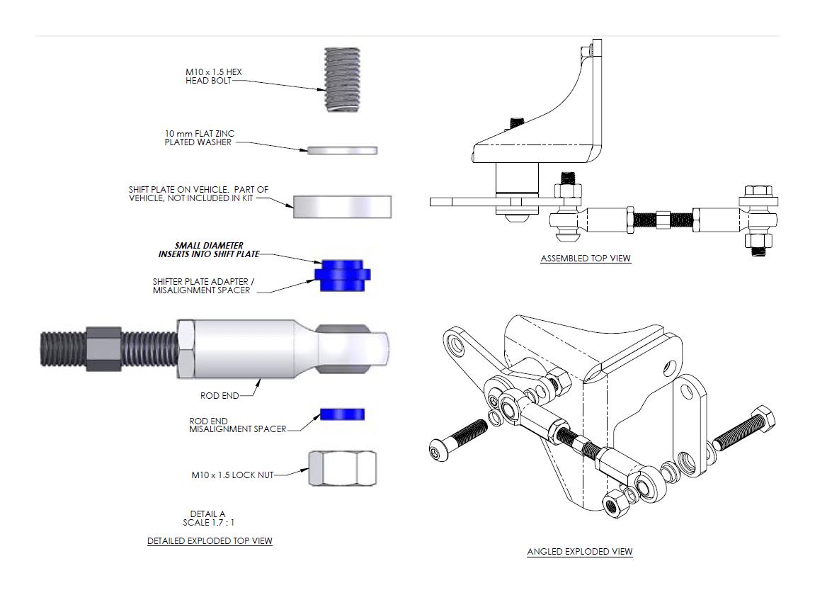 How To Install Teraflex Shift Linkage Adapter On Your Wrangler