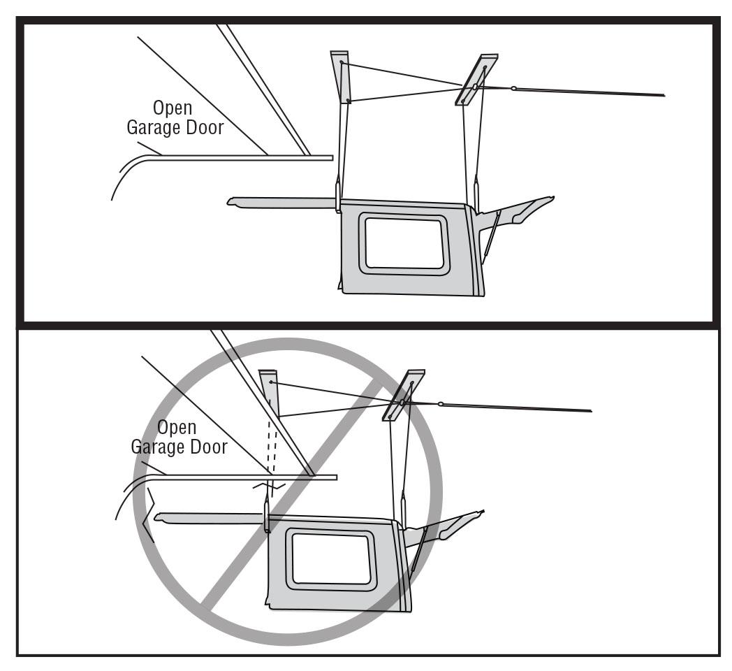 How To Install A Harken Hoister Garage Storage 4 Point