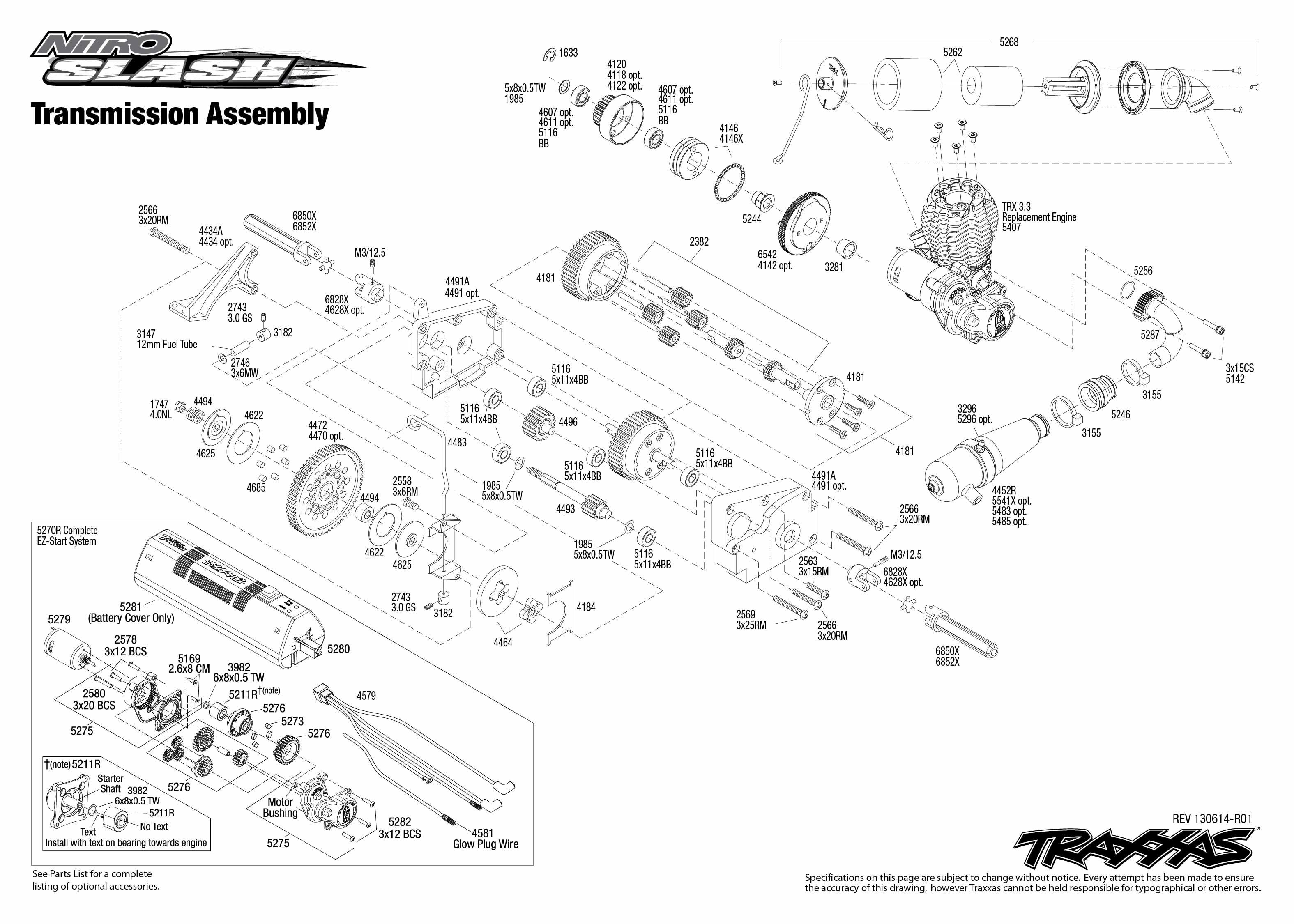 Traxxas 1 10 Nitro Slash 2wd Short Course Truck
