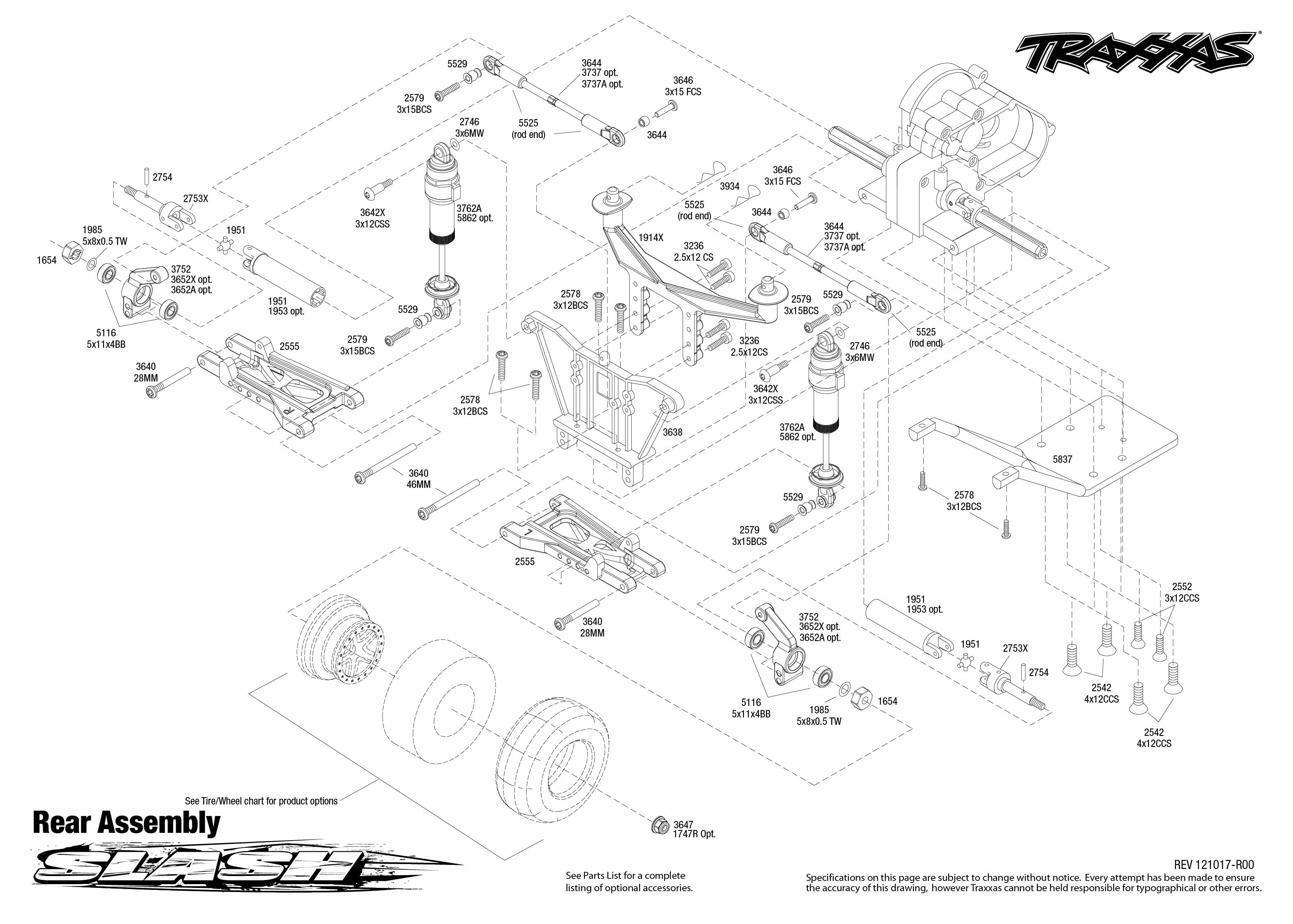 Traxxas 1 10 Scale Slash Pro 2wd Short Course Race Truck