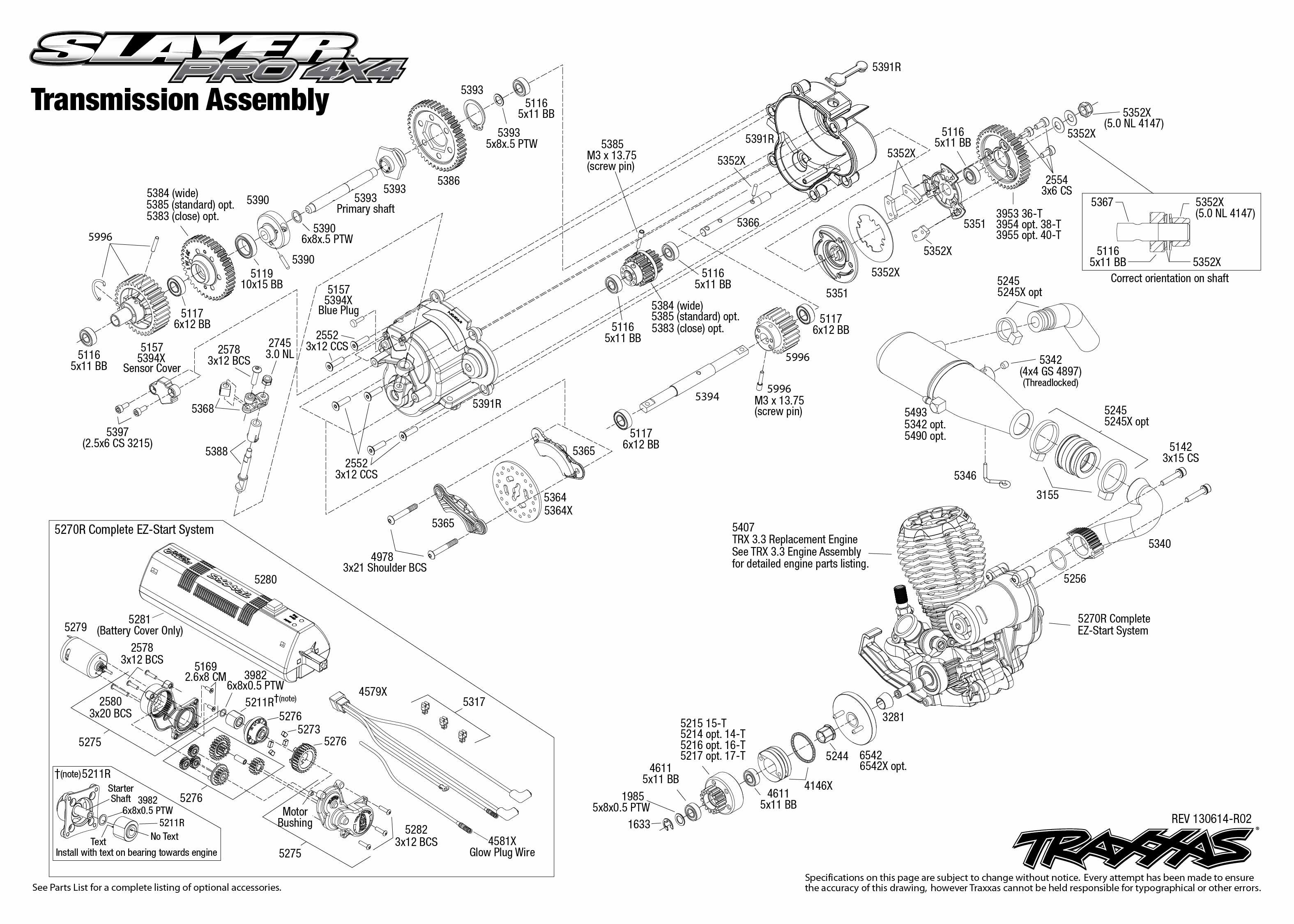 Traxxas 1 10 Scale Nitro Slayer Pro 4x4 Short Course Race