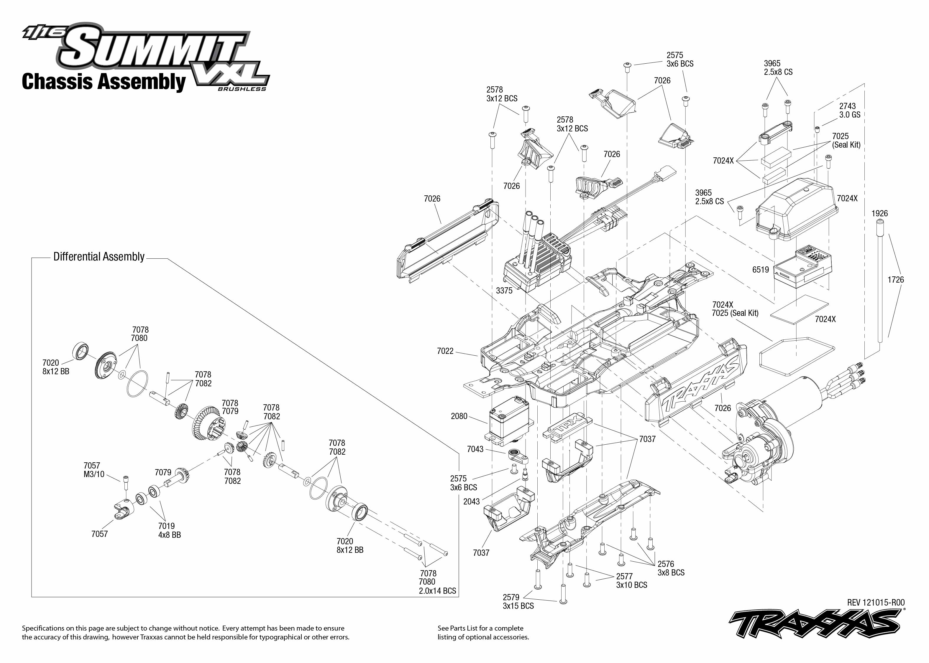 Traxxas 1 16 Scale Summit Vxl 4wd Extreme Terrain Monster