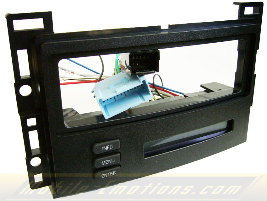 Factory Stereo Amp Adapter