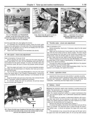 Honda TRX300, TRX400, TRX450, TRX450 Repair Manual 19962014