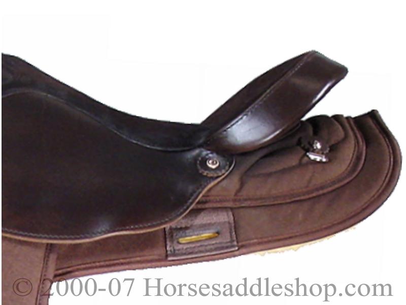 Cordura Big Saddle Horn