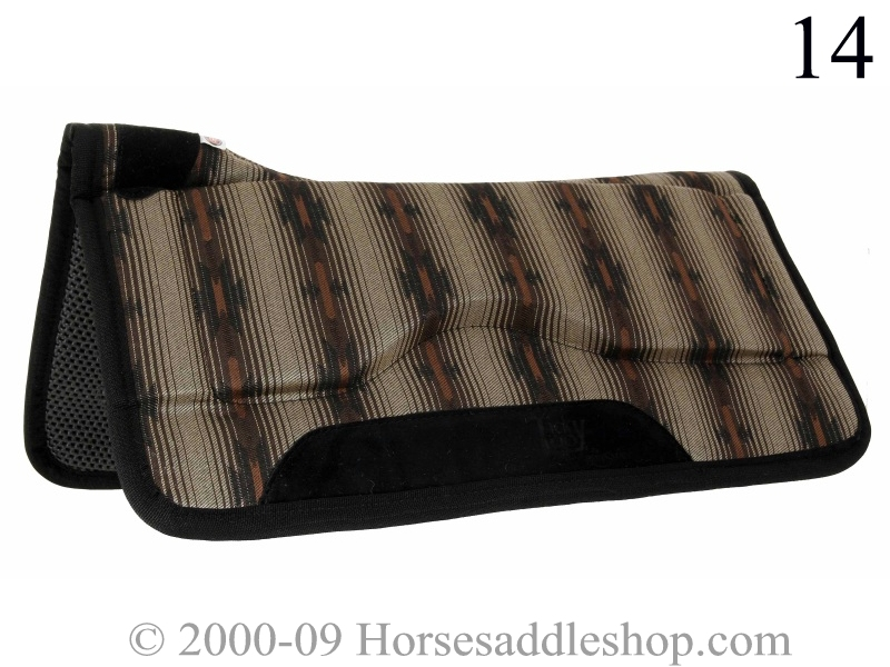 Horse Pads Back Sway