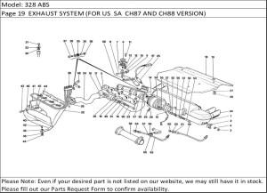 Buy Ferrari Part # 121515 LAMBDA SENSOR MOTRONIC 25, 328TESTAROSSAMONDIAL (BOSCH # 0258003009