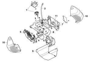 Liftmaster 8550 Belt Drive Garage Door Opener Parts