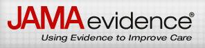 Image of the JAMAevidence logo