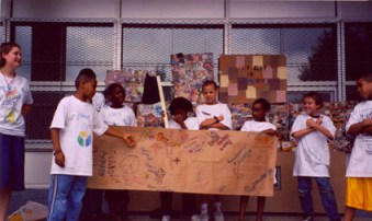 Peace Camp, 2003