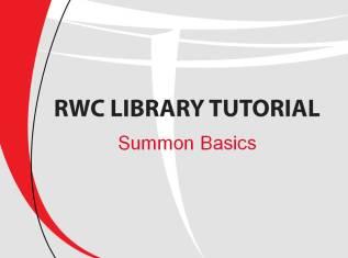 summon basics image