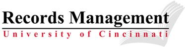 UC Records Management Logo