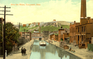 Over-the-Rhine Canal