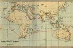 Last Voyage Map