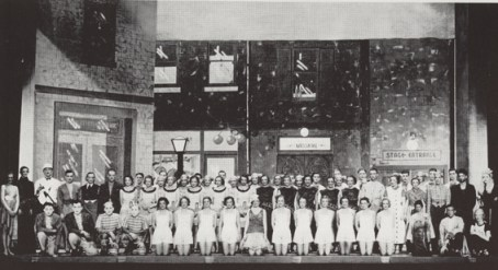 Play in Wilson Auditorium