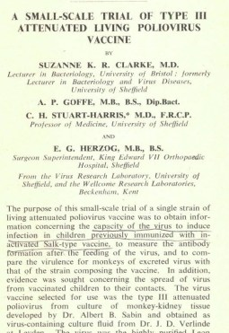 <em>British Medical Journal</em>, November 15, 1958
