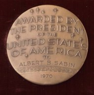 National Medal of Science (back)