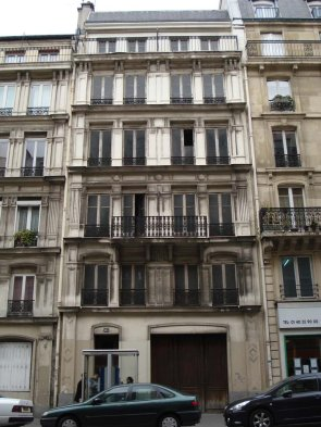 Paris Fascade