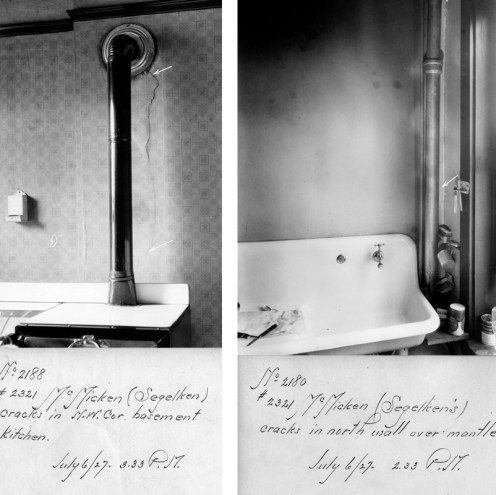Interior Sink and Stove