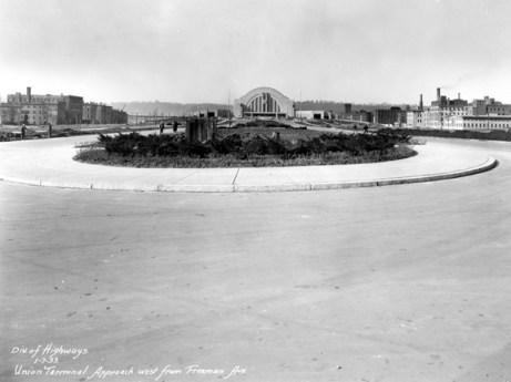 Union Terminal, 1933