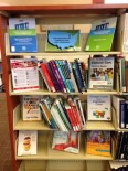 Display of Common Core Standards Books
