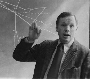 Neil Armstrong at UC