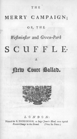 Ballad Scuffle