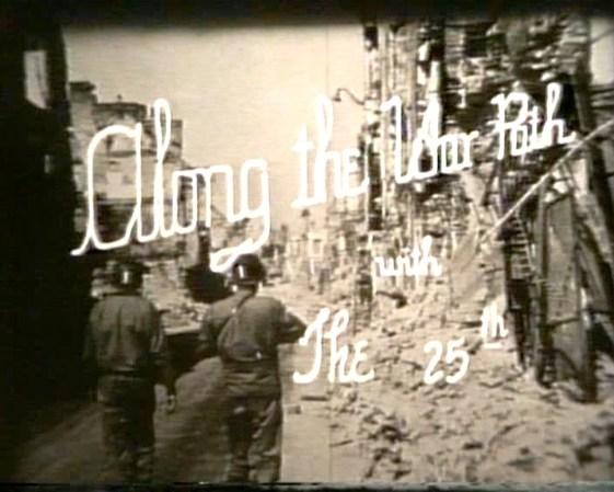 Along the Warpath Title Screen 1