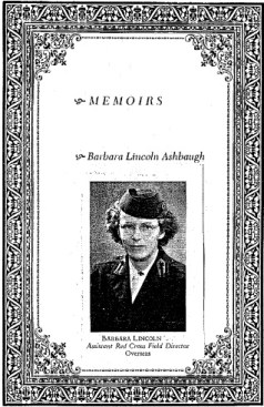 ashbaugh memoirs