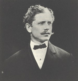 Ambrose Bierce headshot