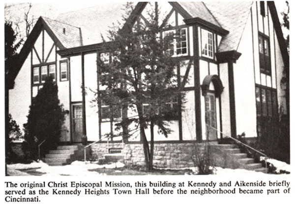 Christ Episcopal Mission