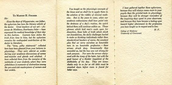 Fabing's 'letter'