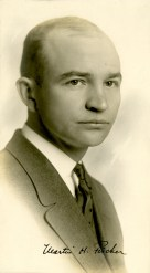 Fischer 1912 Faculty Photo