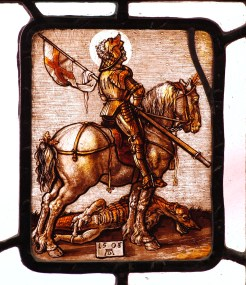 close up - St George