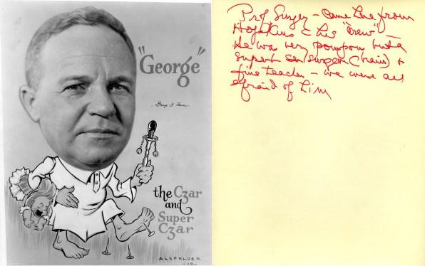 Dr. George J. Heuer