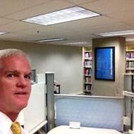 Second Floor Selfie - Bauer