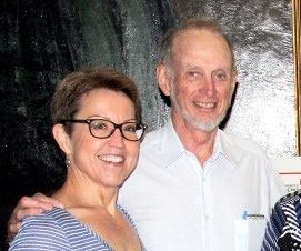 Dr. Charles L. Rich and Sue Carney