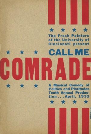 Call Me Comrade
