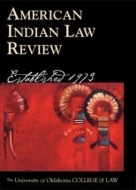 amerian indian law review