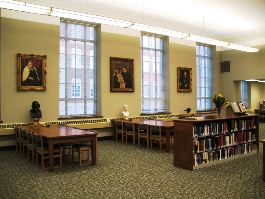 Classics Library Reading Room