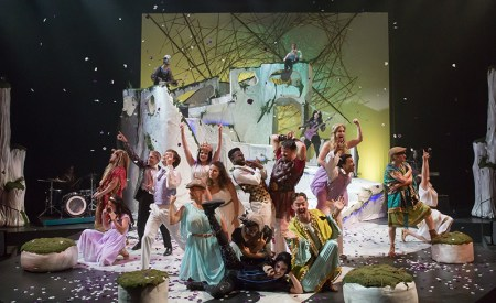 Midsummer Night's Dream cast
