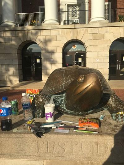 University of Maryland mascot