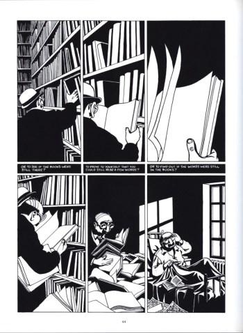 Illustration - Dead Memory