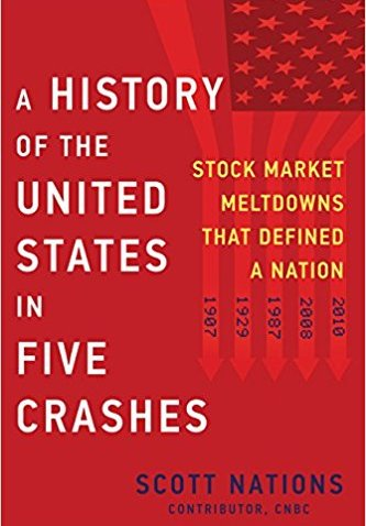 A History of the United States in Five Crashes book cover
