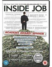 Inside Job DVD cover
