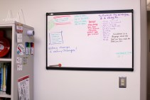 office whiteboard