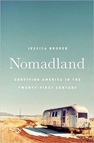 Nomadland book cover