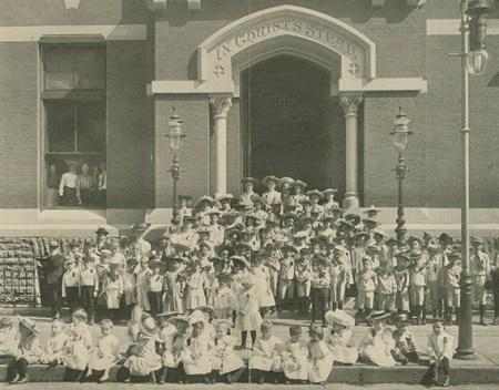 The Children's Home of Cincinnati, 1093