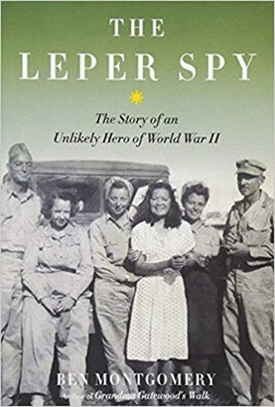 Leper Spy Book Cover