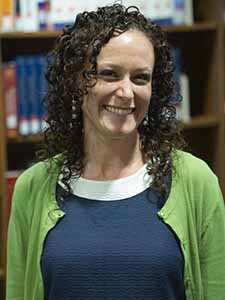 Heather Mitchell-Botts, Instruction Librarian